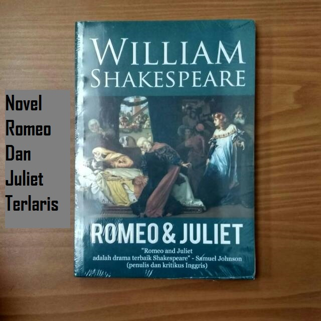 Novel Romeo Dan Juliet Terlaris