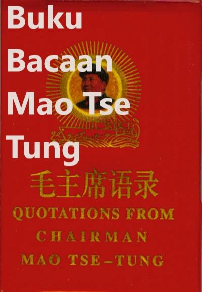 Buku Bacaan Mao Tse Tung